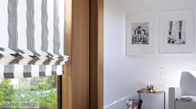 fensterdekoration dachfenster raffrollo. Black Bedroom Furniture Sets. Home Design Ideas